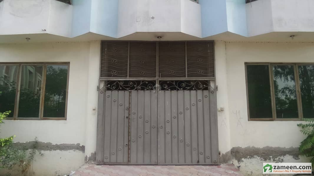 Upper Portions For Rent