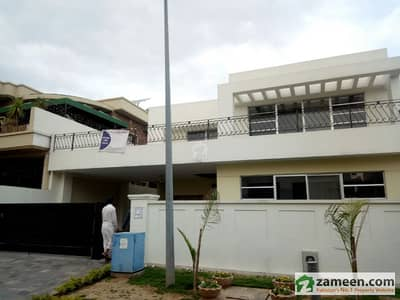 DHA 1 Sector A 1 Kanal Brand New 5 Beds House