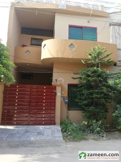4 Marla Double Storey House Military Accounts Society College Road Lahore