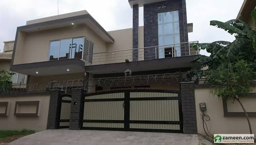 Brand New 1 Kanal House Is Available For Sale In Bani Gala Islamabad
