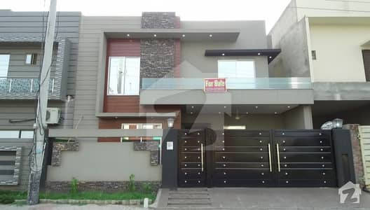 10 Marla Brand New House For Sale In B Block