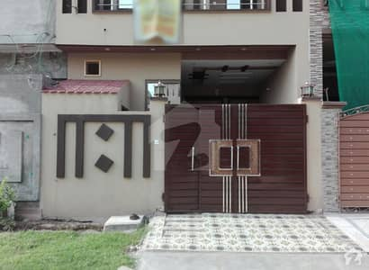 Double Storey Brand New House Available For Sale Near To Park & Mosque