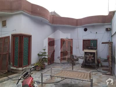 6 Marla Single Story House For Sale