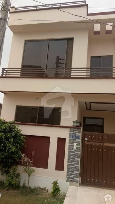 5 Marla Brand New House For Sale At Central Park