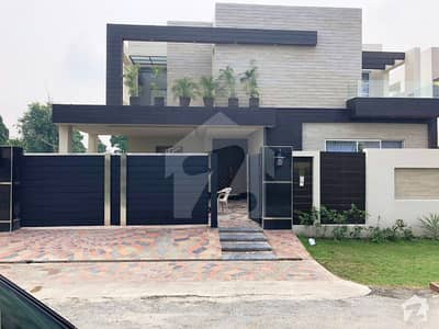 1 Kanal Brand New Semi Furnished DHA Style Bungalow Built By Architect