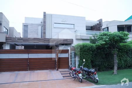 Outstanding 1 Kanal Just Six Month Use Bungalow Available For Sale