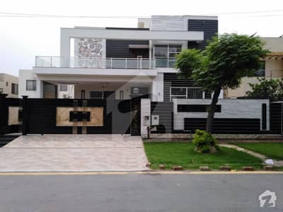 Double Storey House With Basement For Sale At Good Location