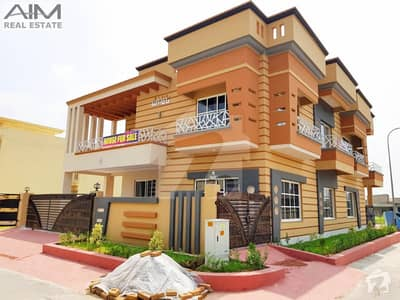 Amazing 12 Marla Corner House For Sale In Media Town