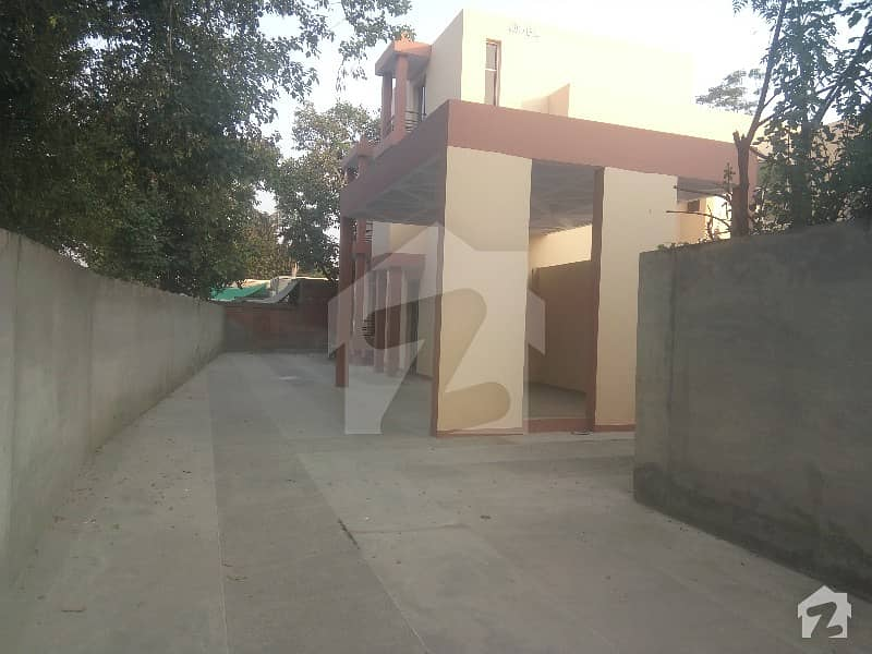 1 Kanal Commercial Use House For Rent In Shadman I Lahore