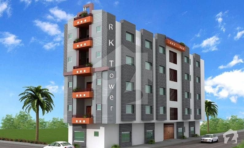 Eid Special Offer Under Construction Apartments With Lift Fire Fighting System