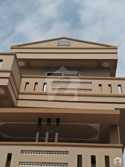 4 Marla New House For Sale On Main High Court Road Boston Valley Rawalpindi