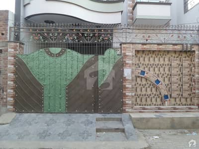 Double Story Brand New Beautiful House For Sale At Ayub Park, Okara