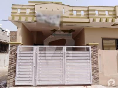 6 Marla Corner Single Story House For Sale