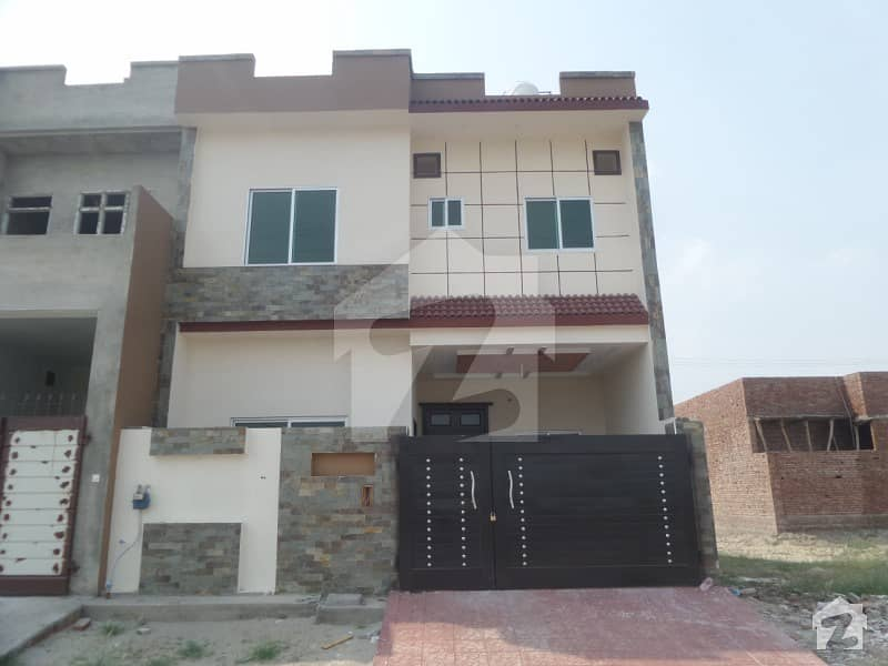 5 Marla House Is Available For Sale In PGSHF Colony