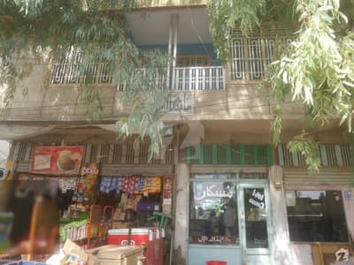 House Is Available For Sale With Shops