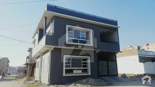 3. 6 Marla Corner House For Sale - Park And Sun Face