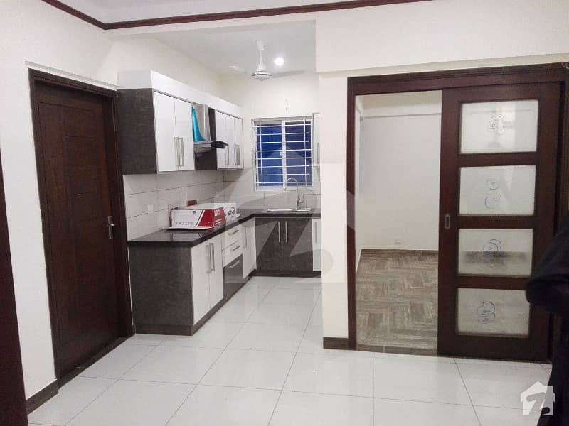 Extremely Conspicuous Eye Catching Brand New 3 Bed Apartment At Rahat Commercials Area Karachi