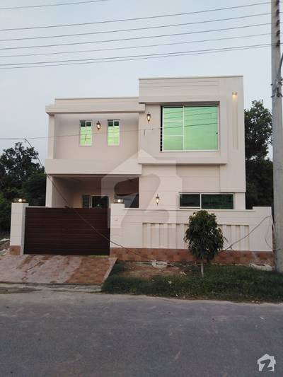 5 Marla House Is Available For Sale In Buch Executive Villas