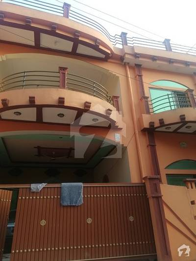 Triple Storey House For Sale In Islamabad