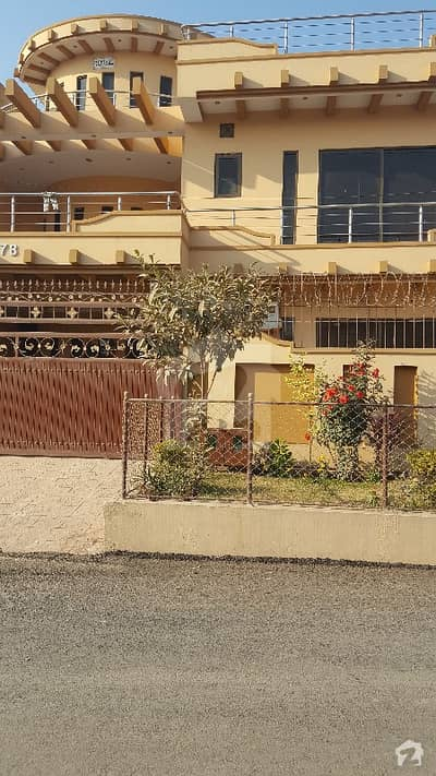 7 Marla 30x60 Ground Portion For Rent In G13 Main Road Islamabad