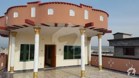 5 Marla Triple Storey Corner House For Sale