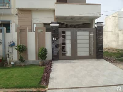 Double Story Beautiful House For Sale At Green City, Okara
