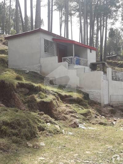 Fully Built 3 Marla House For Sale - Close To Patriata Mohri