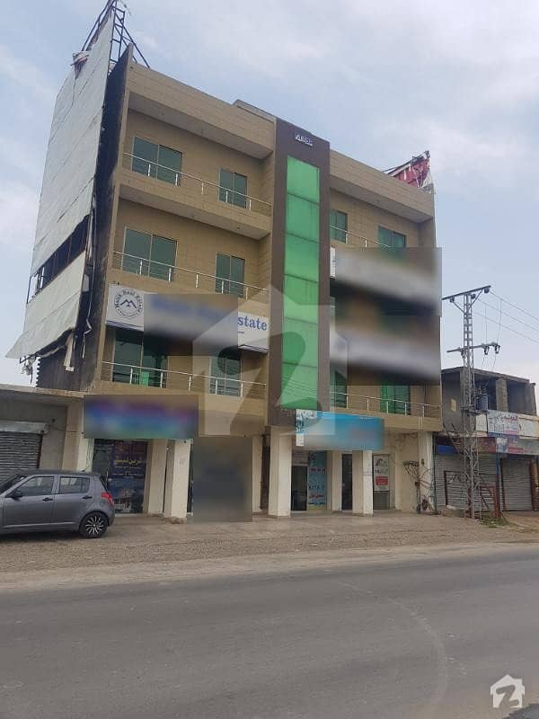 Main Road Plaza Everything Clear 1. 5 Lac Rent Expected Investor Rate