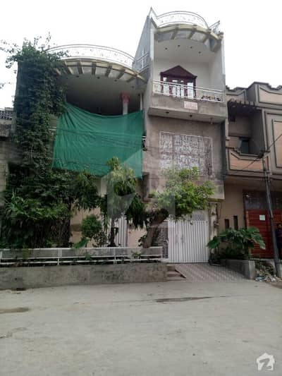 Double Storey House In Shalimar Housing Scheme Bughban