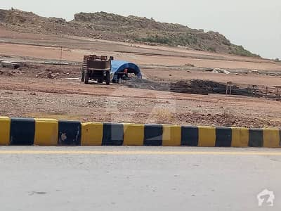Bahria Enclave 10 Marla 3 Sided Open Plot For Sale