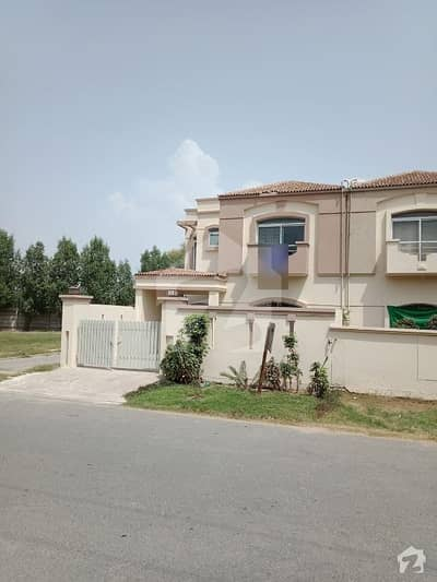 Ten Marla House Three Bed For Sale In Eden Value Homes Multan Road Lahore