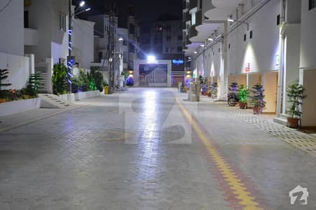 The Comforts One Unit BungalowTownhouse For Rent Yaseenabad Block 8
