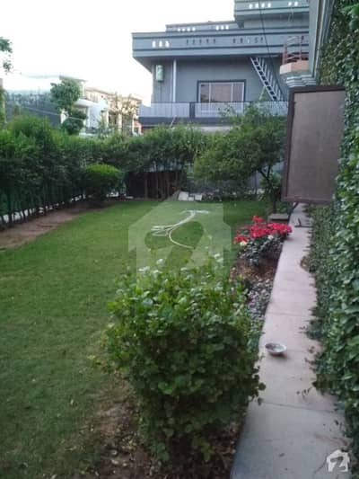 8 Marla Corner House With 4 Marla Extra Land For Sale At Very Reasonable Demand In Shahzad Town Islamabad