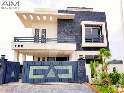 Luxury 11 Marla Semi Furnished House