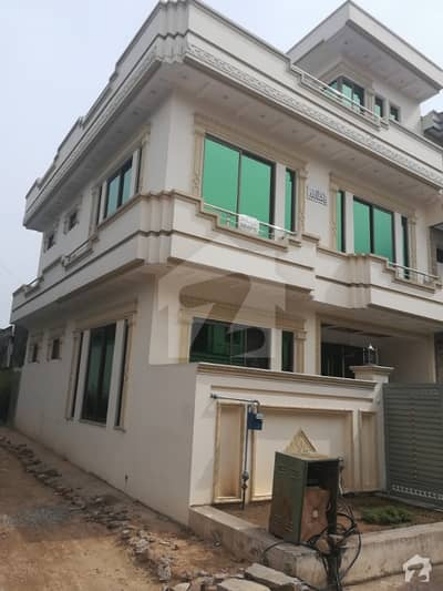 Brand New 25x40 Corner House For Sale G-13 Islamabad