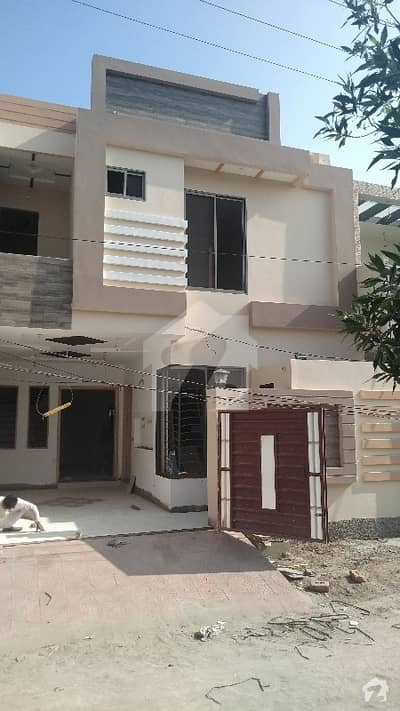 5 Marla Corner Modern Beautiful Double Storey  House For Sale At Prime Location