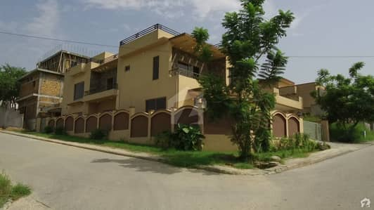 Beautiful Corner House Is Available For Sale In Sector H Dha Phase 2