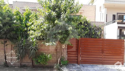 Beautiful 1 Kanal House Is Available For Sale In Johar Town