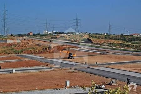 10 Marla Plot In Sector F2 Bahria Town Phase 8