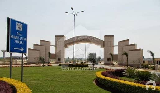 10 Marla Residential Plot No 126 In Block A For Urgent Sale