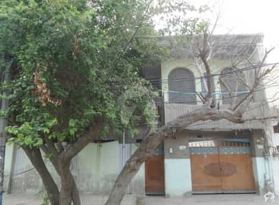 Double Storey Beautiful Bungalow For Sale At Lala Zaar Colony On Church Road Okara