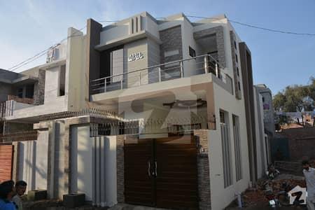 3. 5 Marla Double Storey House At Beautiful Location Main Road