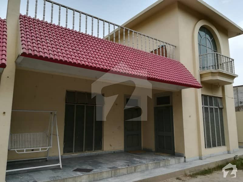 1 Kanal Bungalow For Sale At Madina Town