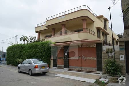 Main Road Bungalow For Rent  Best For School Or Office