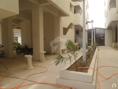 Nice Opportunity Brand New Flat For Sale In Lania Arcade Main Jinnah Avenue