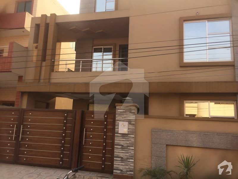10 marla double story brand new first entry 5 bed