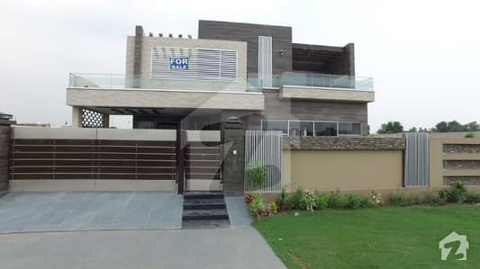 One Kanal Lavish Bungalow Near Community Center And H Park Direct Approach