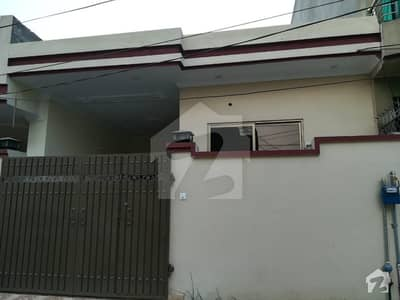 5 Marla Single Storey Brand New House For Sale Block J