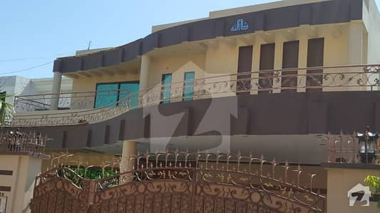 Canal View Housing Society Canal Bank Road 1 Kanal Used House For Sale