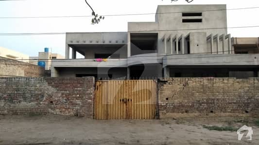 2 Kanal Semi Commercial House For Sale At Hot Location